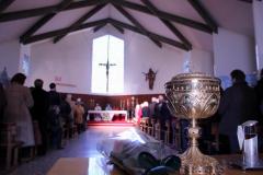 Bodas de oro sacerdotales.